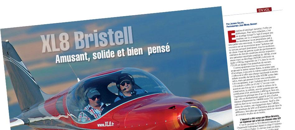 XL8 BRISTELL