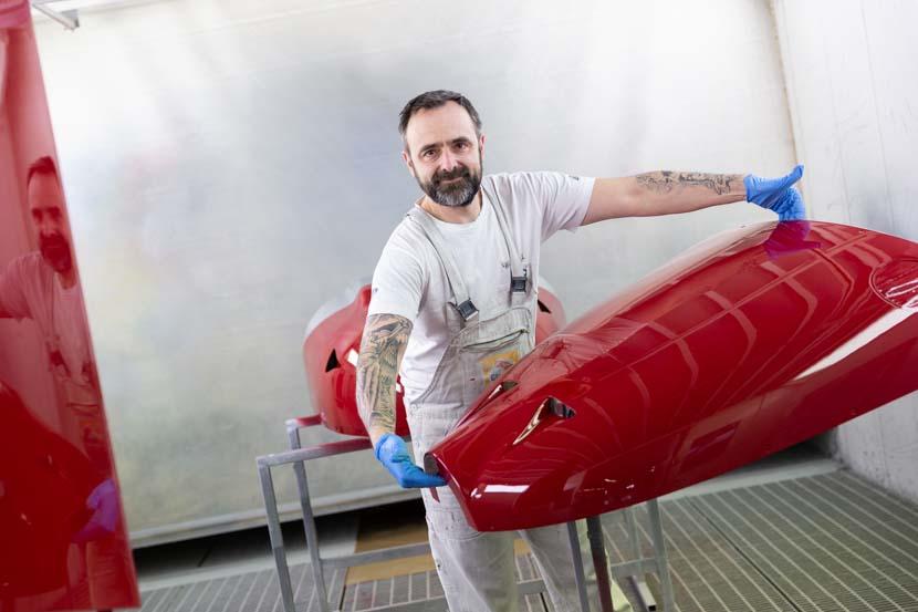 BRM AERO Painting